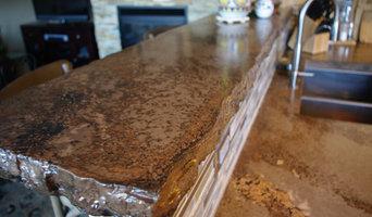 The Rustic Countertop