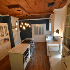 Farmhouse Kitchen by Railroad Rae