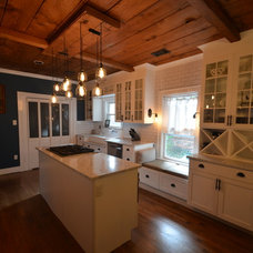 Farmhouse Kitchen by Railroad Rae