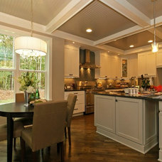 Transitional Kitchen by Homes By Dickerson