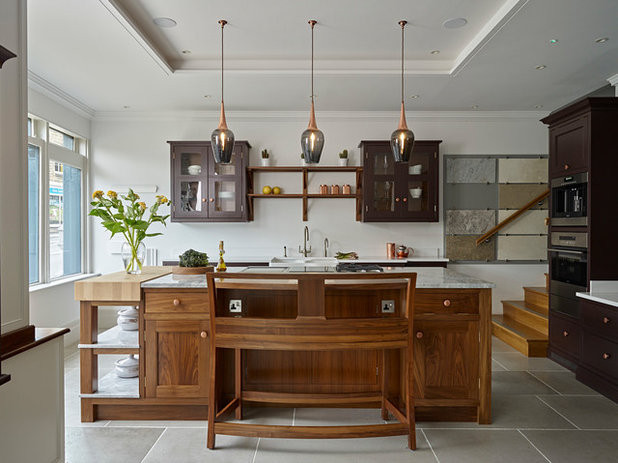 Transitional Kitchen by The Secret Drawer