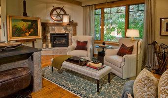 The Ship Captain & Equestrian's Modern American Home -- Steamboat Springs, CO