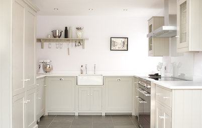 Genius Tricks to Make Your Kitchen Look and Feel Bigger