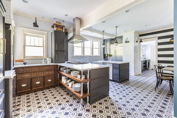 trending now the top 10 new kitchens on houzz. Black Bedroom Furniture Sets. Home Design Ideas