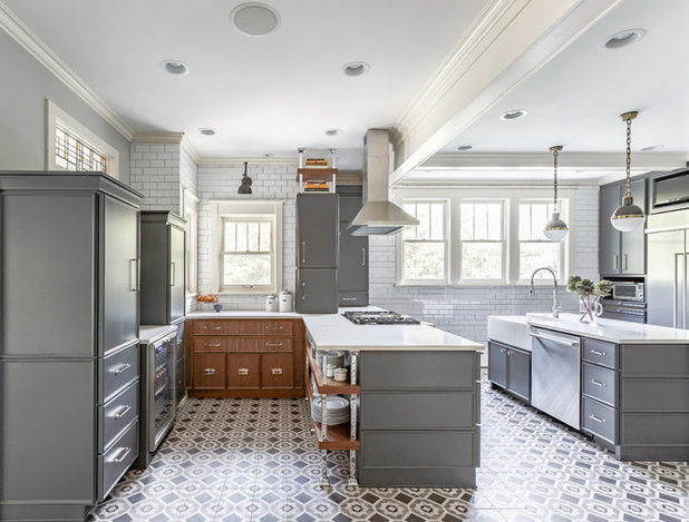 Kitchen of the Week: A Fearless Sense of Style