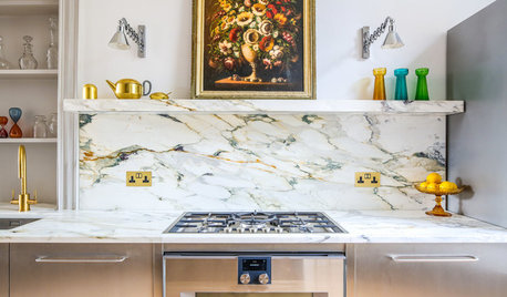 Kitchen Tour: A Masterclass in How to Combine Old and New
