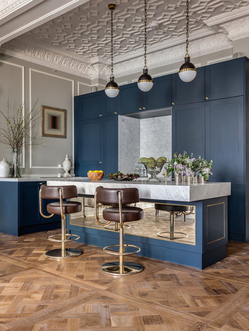 eclectic kitchen design ideas renovations photos with