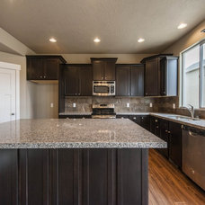 Traditional Kitchen by Home Center Construction