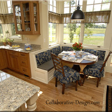 Traditional Kitchen by Bill Koehnlein