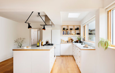 Für mehr Offenheit: Das passende Küchenregal