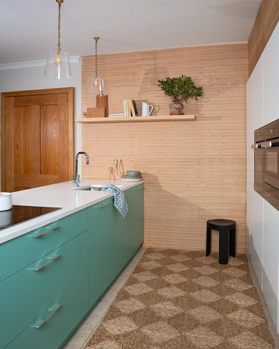 Scandinavian Kitchen by Naked Kitchens