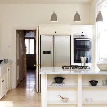 The Tunbridge Wells Shaker Kitchen by deVOL