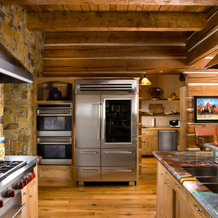 kitchen cabinets light 75 popular rustic kitchen design ideas stylish rustic 3066