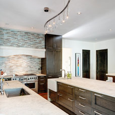Contemporary Kitchen by The Twelve Oaks Group