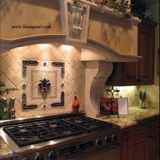 Mediterranean Kitchen by Linda Paul