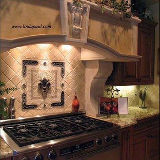 Italian Kitchen Backsplash Houzz