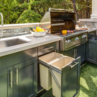 The Ultimate Outdoor Kitchen - Designed By Michelle O'Connor