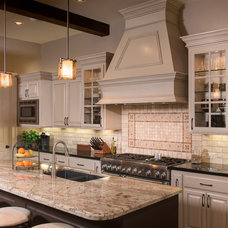 Traditional Kitchen by Jamestown Estate Homes