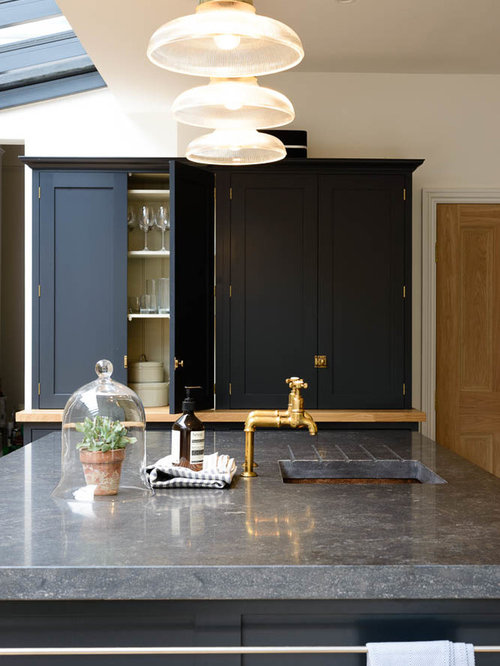 island in the kitchen pictures the road nw6 kitchen by devol 7597