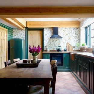 The Victorian Cottage Kitchen