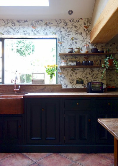 Victorian Kitchen by Making Spaces