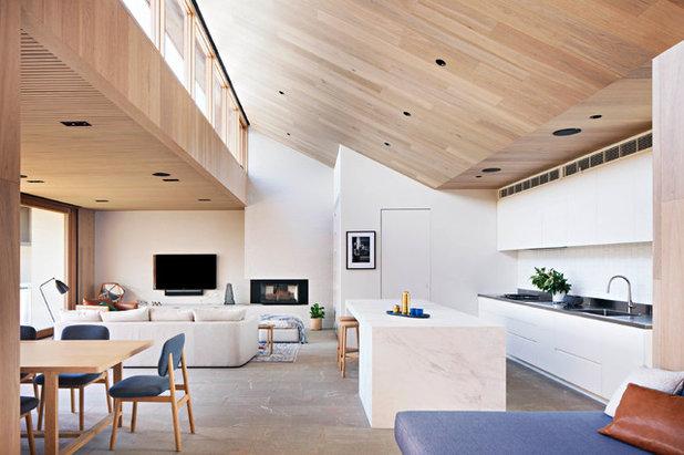 Modern Kitchen by Bower Architecture