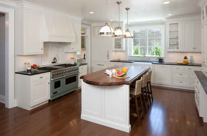 Traditional Kitchen by Insignia Homes