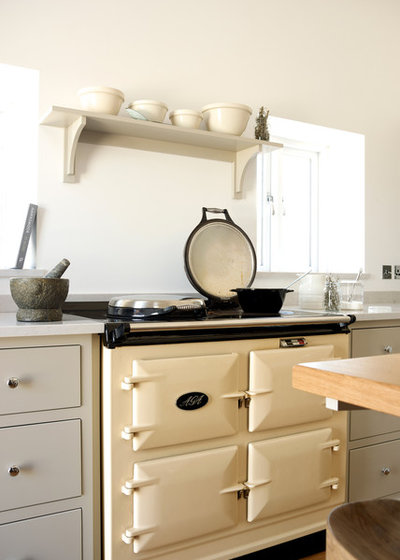 kitchen design with range cooker. Country Kitchen By DeVOL Kitchens Ask An Expert  Should I Get A Range Cooker