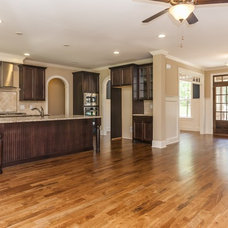 Traditional Kitchen by Saybrook Homes, LLC