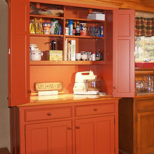 Baking Center and Pantry