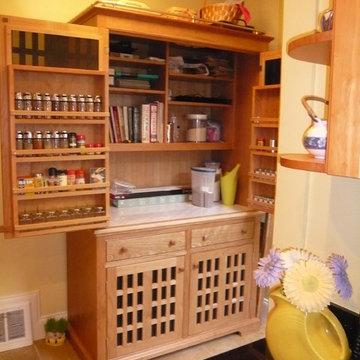 The Working Pantry / The Modern Hoosier