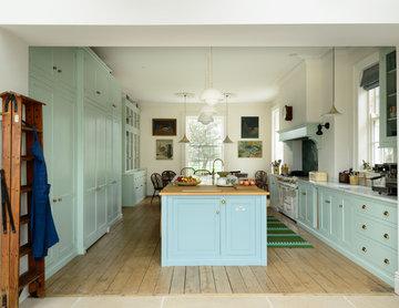 The York Townhouse Kitchen