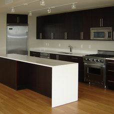 Contemporary Kitchen The Zenity Kitchens