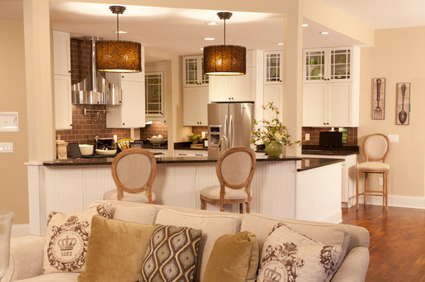 Contemporary Kitchen by Potterhill Homes, LLC