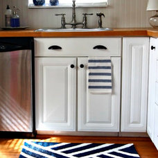 Traditional Kitchen by Little Black Door