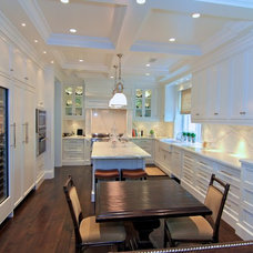 Contemporary Kitchen by Snow Bros. Appliance