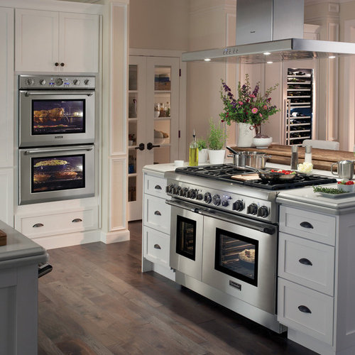 Thermador Appliances Design Ideas & Remodel Pictures