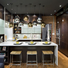 Contemporary Kitchen by Thermador Home Appliances