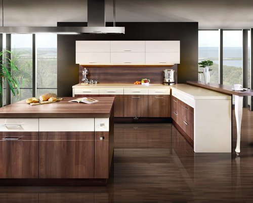 Modern Kitchen Design In Denver