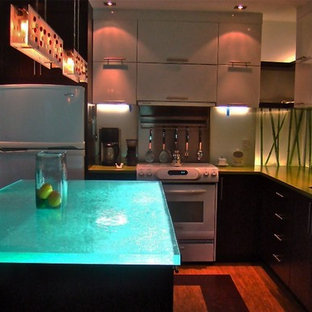 ThinkGlass Glass Countertops