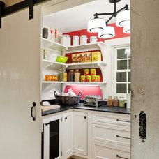 Contemporary Kitchen by Terrat Elms Interior Design