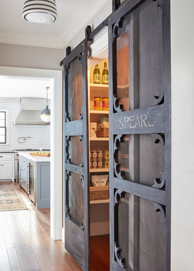 Farmhouse Kitchen by Kristina Crestin Design
