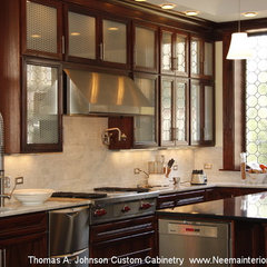 contemporary kitchen by Neema Couture and Interiors