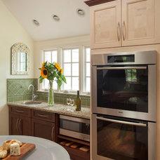 Traditional Kitchen by Thomas Buckborough & Associates