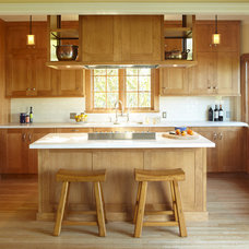 Eclectic Kitchen by Jetton Construction, Inc.