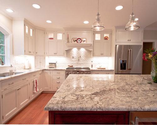 White Spring Granite Houzz