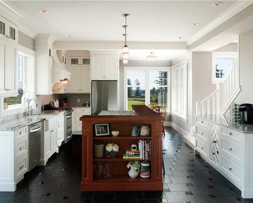 Best Black Floor Design Ideas Remodel Pictures – Black Floor Kitchen