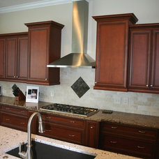 Traditional Kitchen by First Coast Supply - Corie Sink