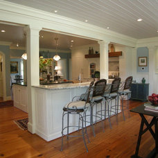 Traditional Kitchen by Chip Knuth, Inc.