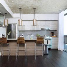 Contemporary Kitchen by Nest Design Studio